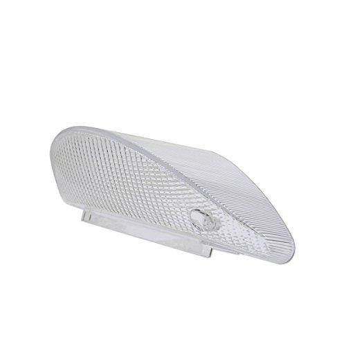 TNTTU Cabochon achterlicht adapter Nitro / Aerox, transparant