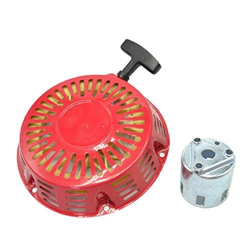 YONGHONG Seilzugstarter Seilzugstarter Montage kompatibel mit Honda GX340, GX39011hp 13hp Generator ersetzt 28400-ZE3-W01ZA