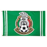 Mexico Soccer Flag | Licensed Flag 5ft x 3ft | Mexico National Soccer Team