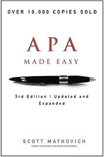 APA Made Easy