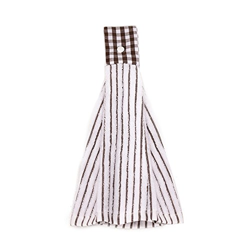 Top 10 Best Selling List for kitchen towels with hanging loop fridge