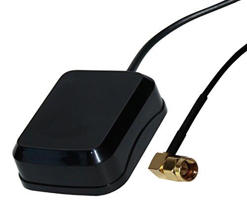 Aerzetix GPS-antenne SMA-C voor auto-navigatie