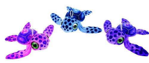 Best Review Of Fiesta Toys Ddi 12 3 Asst. Color Big Eyes Sea Turtles (Pack of 12)