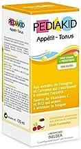Pediakid Appetite-Weight Gain. All New Formula. Appetite and Weight Gain Stimulant Fortified with Vitamin C & B12