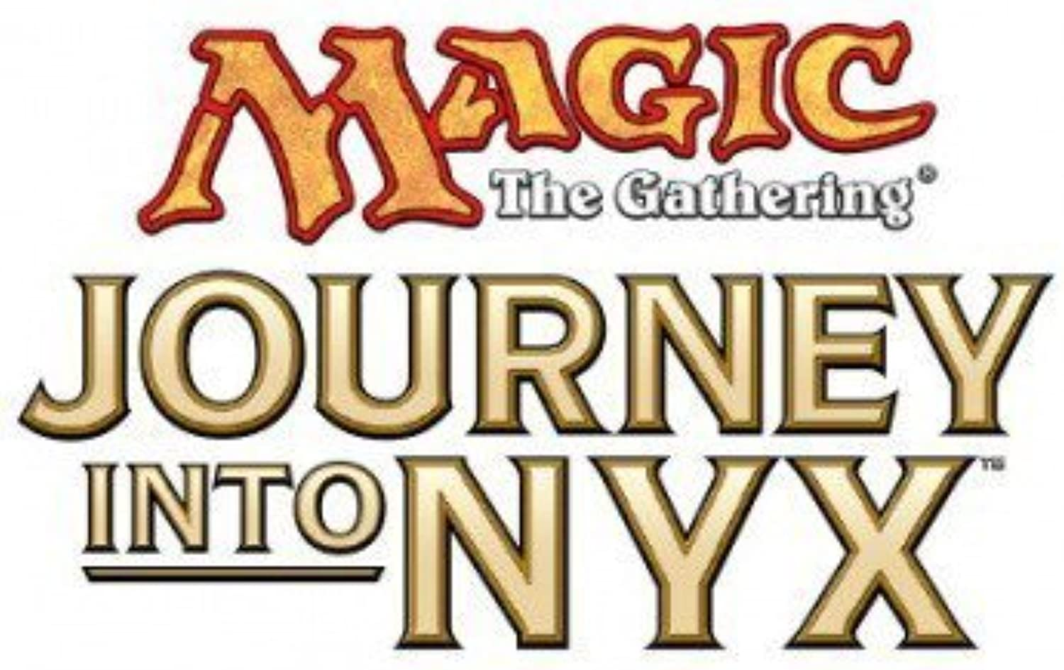Journey Into Nyx - Intro Pack Display Box (10 Decks) MINT New by Wizards of the Coast