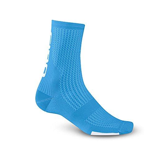 Giro HRc Team - Calzini da ciclismo, taglia XL, colore: Blu