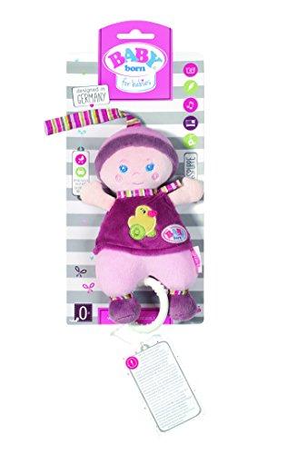 Zapf Creation 821152 – Baby Born pour bébés Musical Poupée