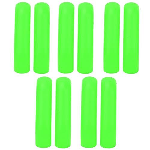 5 paar siliconen berg racefiets remhendel beschermer Anti-slip remhendel deksel Remhendel beschermer fietsaccessoire