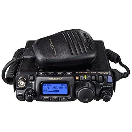 YAESU FT-818ND (HF/50/144/430MHz帯)オールモードトランシーバー