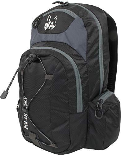 Polar Husky® Wander-, Trekking- und Sportrucksack - Verschiedene Modelle Farbe Black Canyon 20 Liter