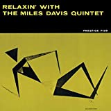 "album cover: ""Relaxin' with the Miles Davis Quintet"""