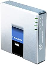 Cisco SPA2102 VoIP Phone Adapter with Router