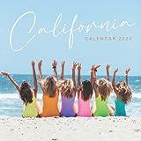 California Calendar 2022: Calendar 2022 with 6 Months of 2021 Bonus