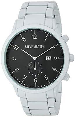 Steve Madden Fashion Watch (Model: SMW244BK)