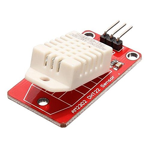 Ywzhushengmaoyi AM2302 DHT22 Temperature And Humidity Sensor Module for Arduino - products that work with official Arduino boards 5Pcs Electronics Module Parts