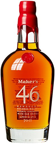 Maker's Mark 46 Bourbon Whiskey (1 x 0.7 l)