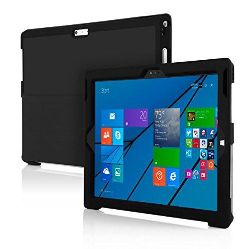 Incipio Feather Advance - Funda para Surface Pro 3, Color Negro