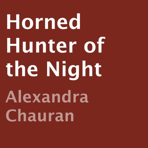 Horned Hunter of the Night audiobook cover art