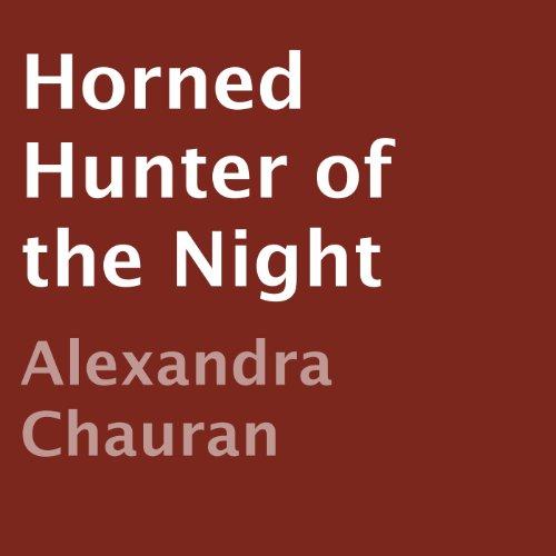 Horned Hunter of the Night cover art