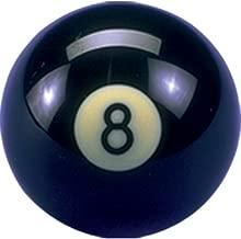 Action Crazy 8-Ball