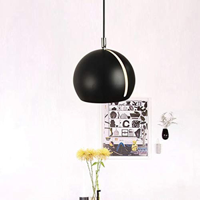Tanxinxing E27 Home Decoration Persnlichkeit Kreative Einfache Kann Gedreht Werden Neigung Metall Kronleuchter (Farbe   Schwarz, Gre   AC 110V-Warmwei)