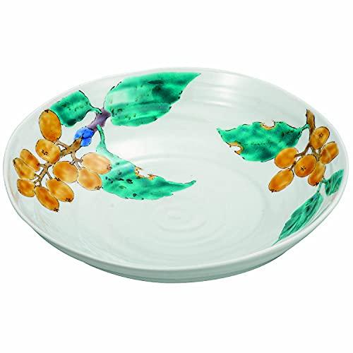 おしゃれ 和食器 九谷焼 盛鉢 びわ 陶器 ボウル 食器