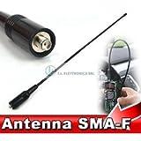 Comtrak SRH-771R Antena bibanda 144/430MHz 36cm, conector SMA hembra 874018