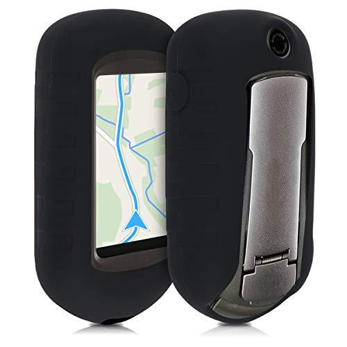 kwmobile Cover in silicone compatibile con Garmin Oregon 550 - Custodia protettiva antiscivolo compatibile con dispositivi GPS di navigazione - Protezione navigatore