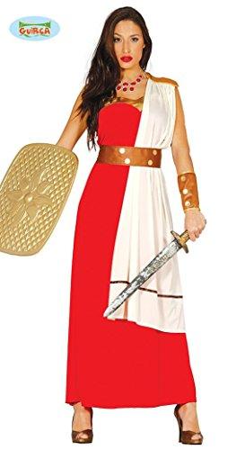 sexy Spartanerin Damenkostüm Spartaner Kostüm für Damen Antike Kämpferin Soldatin Gr. M - L, Größe:L