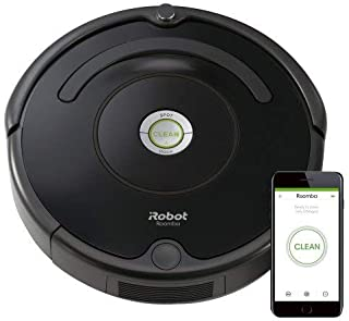 (Renewed) iRobot Roomba 675 Robot Vacuum-Wi-Fi Connectivity, Works with Alexa, Good for Pet Hair, Carpets, Hard Floors, Self-Charging