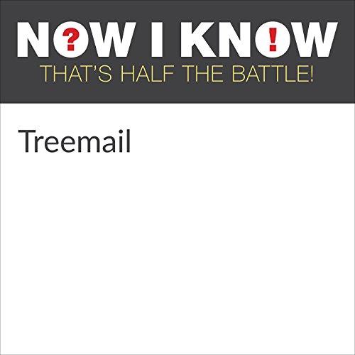 Treemail audiobook cover art