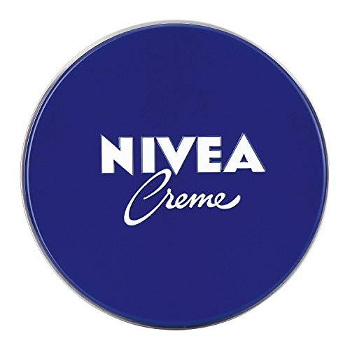 NIVEA Creme, 250 ml Dose, Hautpflege für den ganzen Körper