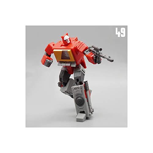 Mech Fans Toys Transformer MS-49 Emitter