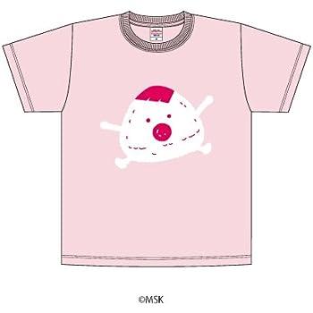 Tシャツ「あはれ!名作くん」13/ベビーピンク Lサイズ(むすび)