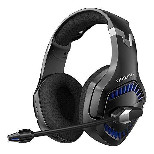Auriculares PS4 de alta gama, auriculares 2.4G PRO 3.5mm / 2.4g Auriculares de juego inalámbricos con micrófono Gamer Estéreo Cancelación de ruido Auriculares de juego Compatible con PS4 / PC / XBOX-O