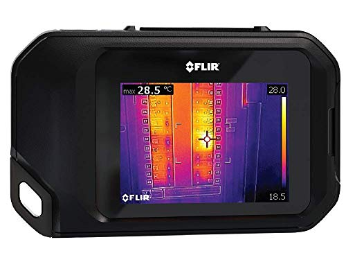 Our #1 Pick is the FLIR C3 Thermal Imaging Camera with Wi-Fi