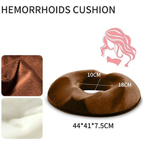 Abracing Donut Kussen Mat Memory Foam Antislip Pijnstiller Kussen voor Zwangerschap Bed Zweren