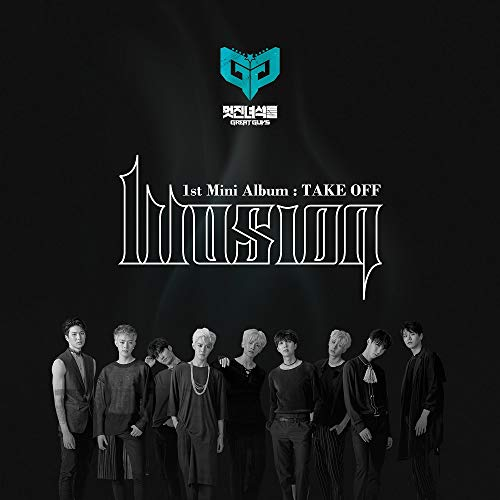 MUSIC & NEW Great Guys - Take Off (1st Mini Album) CD+Booklet+Photocard