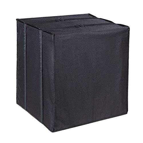 MERIGLARE 1pc Condizionatore D aria Heavy Duty AC Outdoor Window Unit Cover 600D Oxford Fabric - 24 x 20 x 17 pollici
