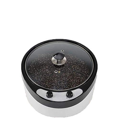 GIRISR Haushalts kleine Bohnenbratmaschine Elektrischer Kaffeeröster Fünf-Korn-Gesundheits-Trockenfrucht-Backmaschine Kommerzielle Melonensamen-Erdnussmaschine Popcorn-Kaffee tägliche Hause geeignet