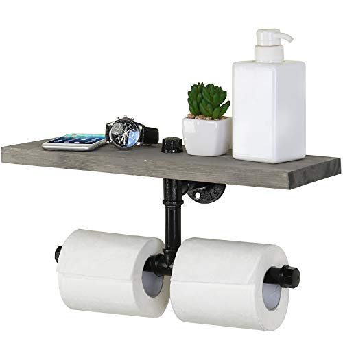 Top 10 best selling list for wood look toilet paper holder