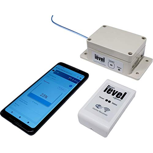 PTLevel Wireless Tank Level Monitor : Monitor the level your cistern, well, sump, chemical tanks and more. Access for free any where, any time online.