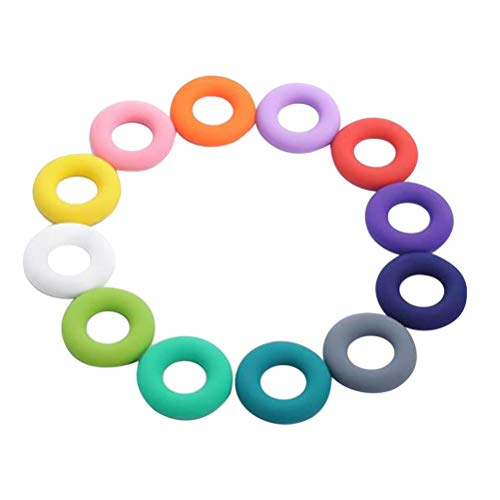 Lowest Price! Artibetter Molar Teething Ring Baby TeethingToys Baby Chewing Circle for Toddler Infan...