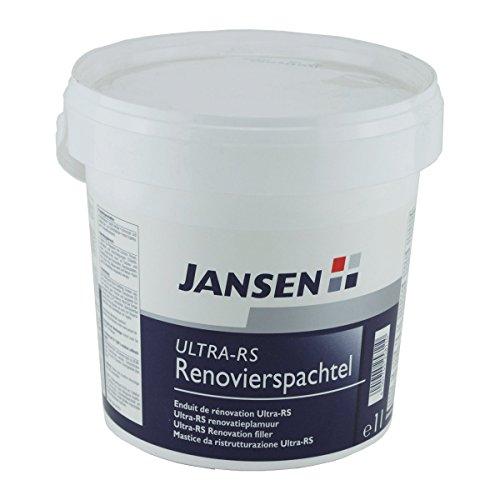 Jansen Ultra-RS Renovierspachtel weiß 1l