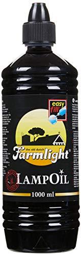 Farmlight Olio per Lampade, Lanterne, fintacandela, Cera liquida, 1 litro, Transparent, 1 l