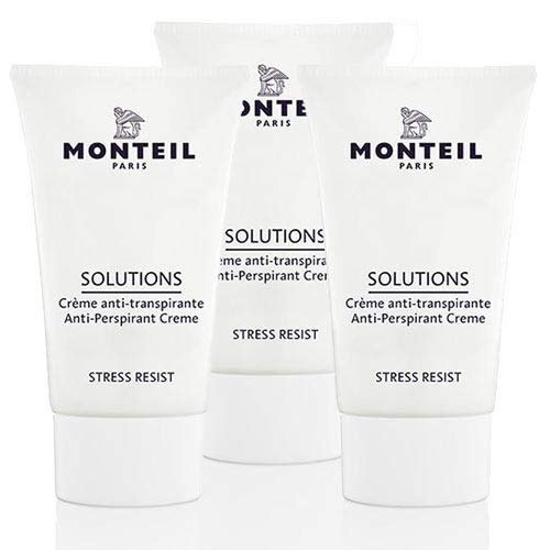 Monteil Solutions Stress Resist Anti-Perspirant Creme-Set