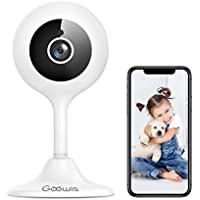 Goowls 1080p HD Home Security Camera