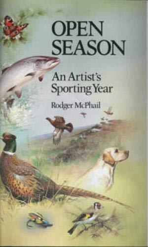 Open Season: An Artist's Sporting Year