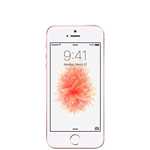 Apple iPhone SE 64GB - Oro Rosa - Desbloqueado (Reacondicionado)