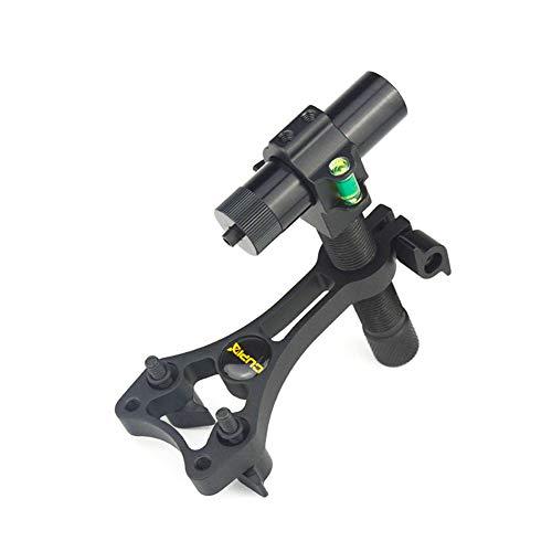 HUIJU Dediziertes Laser Sight Compound Bow-Debugging-Tool Passen Sie die Pfeilauflage rechts Links an